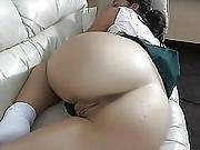Mix Dress Ass Upskirt 9