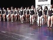 Miss Plus Size Abcd 2015 Traje Banho