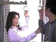 Japanese Mom And Son S Friend 5 New