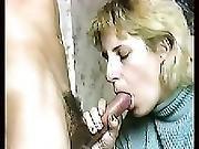 Massive Cum In The Mouth