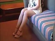 legs,  sexy,  skirt,  wife