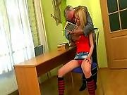 Tricky Instructor Seducing Learner