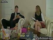 Italianhotscout - Beautiful Russian Girl Fuck Anal With Cum In Face