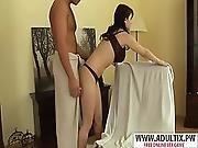Smoking Fake Mother Anya Gets Fucked Well Young Stepson