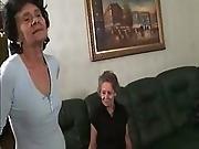Lesbian Grandmas Laura Or Orah And Sandra Lesbian - Lesbian Grannies