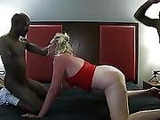 Tag Teamed Amateur Bbc Whore Wife