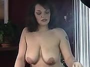 Denise Smoking 2