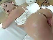 Perfect Big Ass For A White Blonde Girl