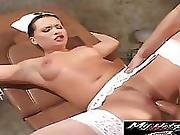 Katja Kassin Lets Patient To Fuck Her In Her Ass