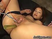 Drugged Yuka Matsushita Gets Her Amazing Part