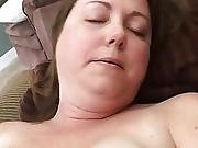 Chubby Wife Gets Pussy Fucked