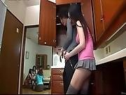 Japanese Sisters All Fucked