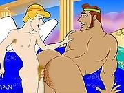 Heracles - Animan Gay Cartoon