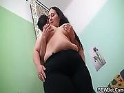 Cute Fat Ass Booty Plumper Takes Big Cock
