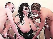 Extreme Monster Breast Wife Anal Fisted