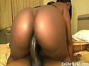 ass ,  big ass,  bitch,  booty,  brunette,  ebony,  hardcore,  workplace