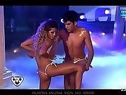 Abbey Diaz Cinthia Fernandez Naked On Tv Show