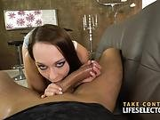 Blue Angel - Cock Hungry Beauty Whore