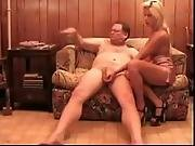 Russian Dad Handjob