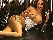 babe,  boob,  busty,  leashed,  pussy
