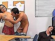High School Teen Fucked Hardcore