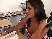 babe,  cumshot,  deepthroat,  dick,  fucking,  latina,  pussy,  reality,  school,  teen,  tiny,  tiny tits,  young