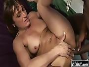 Jillian Foxxx Tried A Black Cock