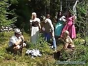 Wild German Mountain Fuckfest
