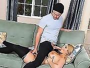Milf Brooklyn Chase Fucked Her Stepson Van Wylde