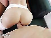 Deep Anal Fun With Sexy Vibrator