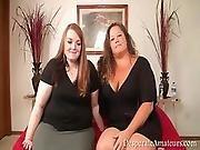 Casting Desperate Amateurs Gopro Bts Footage Bbw Threesome Milf Big Tits Monry M