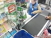 Pov Fucked Eurobabe Filmed On Spycam