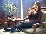 Cutest Smoking Girl