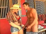 Abbey Brooks Naughty Country Girls