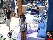 Talita E Rafael Transando No Bbb15