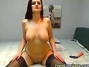 ass ,  babe,  big natural tits,  masturbation,  natural,  natural tits,  nice ass,  solo,  toys,  vaginal,  webcam
