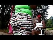 Leggins Blk Chick With Azz