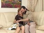 Dad Caught Masturbating By Daughter