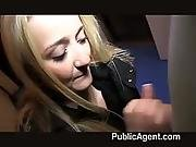 Hot Blonde Young Teen Gets Fucked By A Fakeagent Outdoor
