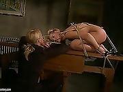 Kathia Nobili And Salome Practice The Darksome Art Of Seduction