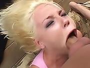 Hardcore Deepthroat Punishment