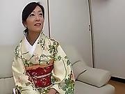 Jpn Kimono Milf