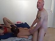 Pervert Ulf Larsen Fuck Two Teens