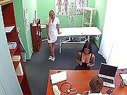 Doctor Loves Office Big Boob Examine By Packmans