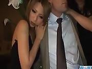 Naughty Cock Sharing Porn With Akari Kimishima  - More At