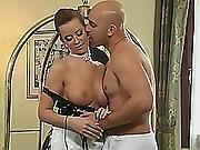 Super Hot Maid Cindy Dollar Gets Fucked Hard