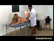 Chubby Anal Massage Fun