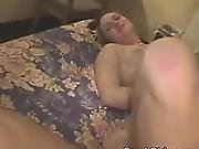 Blonde Crack Whore Fucked And Taking Cumshot Point Of V