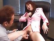 Agreeable Vixen Maria Fujisawa Enjoys Getting Nailed By Aged Dude