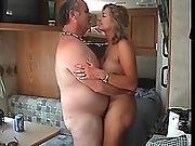 Group Sex In The Trailer